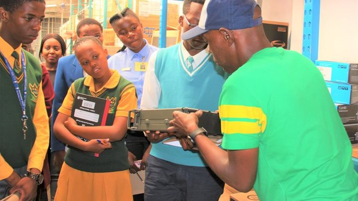 Career day inspires Limpopo pupils