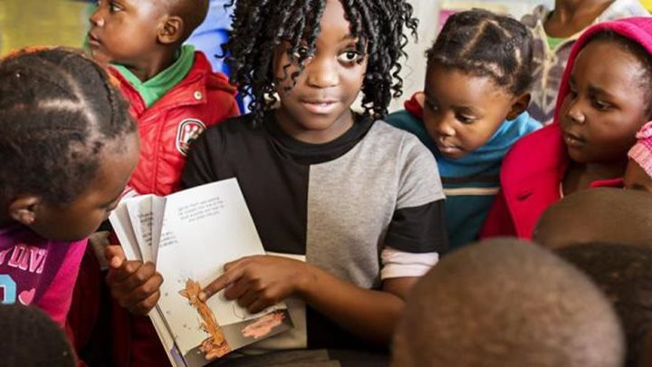 Save the Children announces new ambassadors to further literacy in South Africa