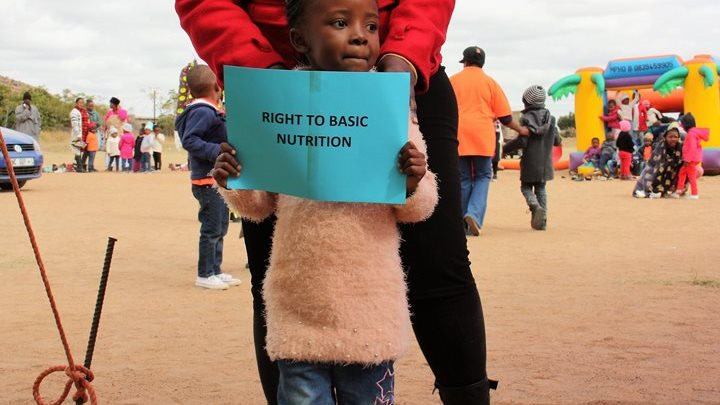 Save the Children's Role in Fight Against Malnutrition Hailed